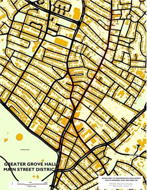 Greater boston neighborhood map